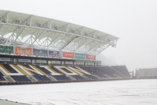 Another snow, Union-Dallas previews, more  UPDATE: Game rescheduled for Saturday