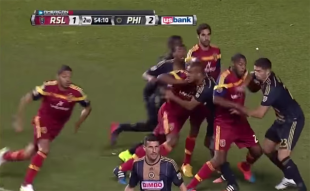 Defensive Statistics: Philadelphia Union 3-3 Real Salt Lake