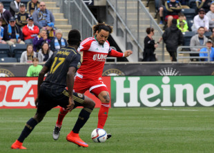 Readying for Revs, Madison, more news