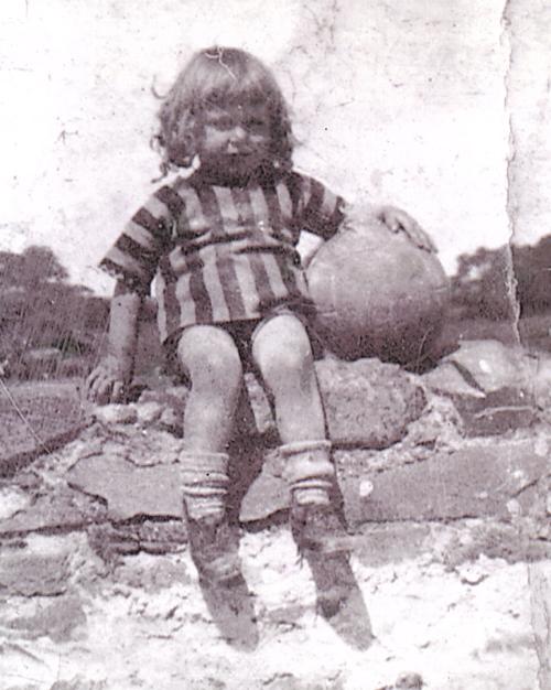 Ray Lynch in Ireland 1924
