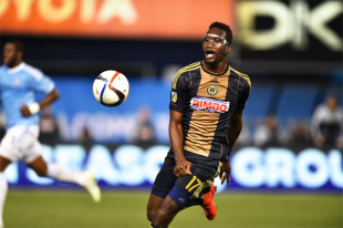 News roundup: Sapong signs contract, Open Cup dates, Vancouver/Chicago out from World Cup
