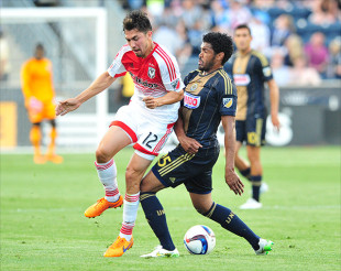 In Pictures: Union 1-0 DC United