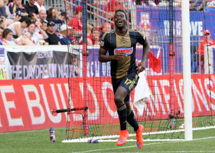 Player of the week: CJ Sapong