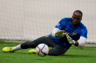 Union acquire GK Brian Sylvestre on short term loan, Mbolhi not with team in Vancouver
