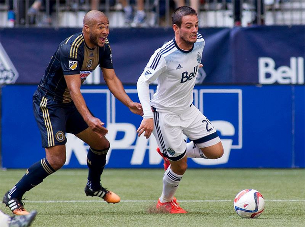 Player ratings and analysis: Union 0-3 Vancouver Whitecaps