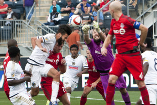 In Pictures: Union 0-1 Toronto FC