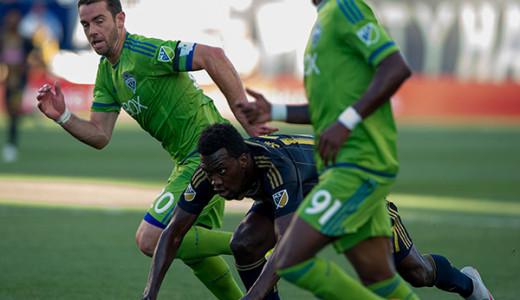 Match report: Seattle Sounders 0-1 Philadelphia Union