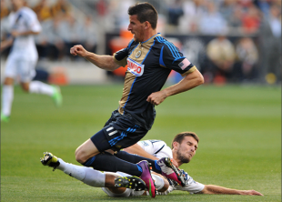 Readying for LA, Union draw DC for Open Cup fifth round, Palacios, latest FIFA news, more