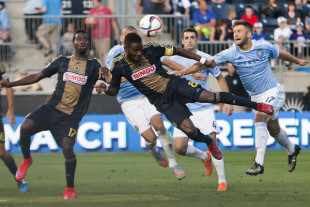 In Pictures: Union 1-2 NYCFC