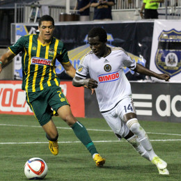 Union loan Eric Ayuk to Swedish side