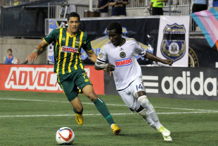 Union loan Eric Ayuk to Swedish side
