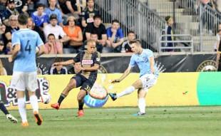 Match report: Philadelphia Union 1-2 New York City FC