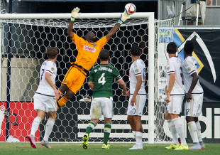 In pictures: Union 3-0 Portland Timbers