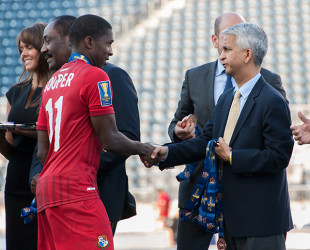 News roundup: Gulati out, Berry retires, Valeri MVP, Cup previews, more