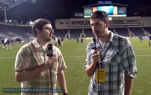 Postgame video and quote sheet: Union 3-0 Timbers