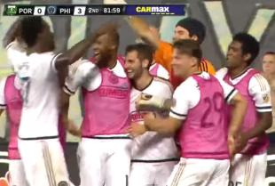 Match Report: Philadelphia Union 3-0 Portland Timbers