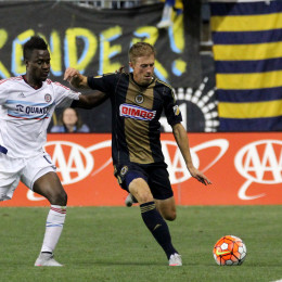 David Accam is a very strong start to the offseason