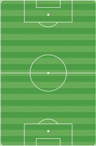 David Accam has been the main offensive threat for the Fire. After aiming for him all first half, Chicago didn't find him once in his 13 second half minutes.