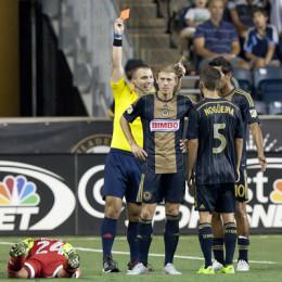 Match recap: Philadelphia Union 0-1 New England Revolution