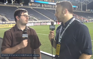 Postgame video and quote sheet: Union 1-3 Red Bulls