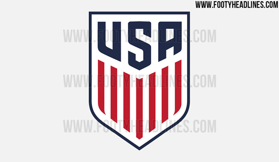 Possible new US Soccer Crest