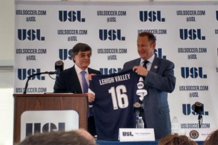 Union announces USL team