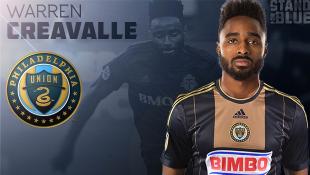 Union acquire defender Warren Creavalle