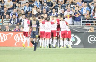Match Report: Philadelphia Union 1-3 New York Red Bulls