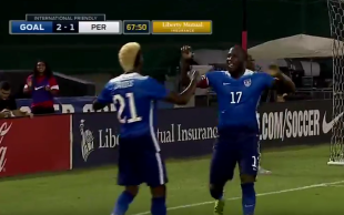 International Friendly recap: USMNT 2–1 Peru