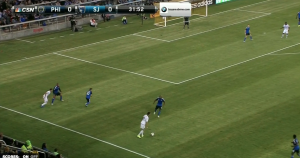 The Union still need Nogueira getting forward into this empty space.