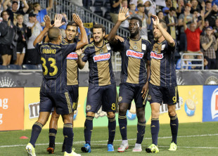 In Pictures: Union 2-0 Dynamo