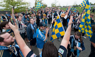 Union bits, BSFC supporters group, Celtic-Dundee in Philly talk, Fire name Pauno head coach, more