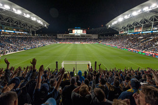 In pictures: USOC Final from the River End