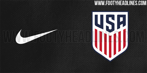 2016 US jersey