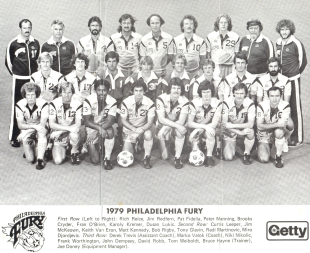 The Fury simmers: History of Philadelphia Fury, Part Two