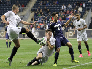Army-Navy Cup In Pictures: Army 2-1 Navy
