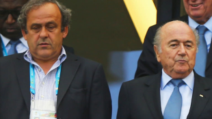 Blatter and Platini banned, McFadden says he's Union bound, more news