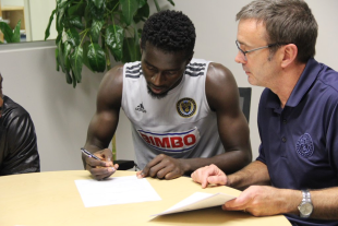 First BSFC signing, Cosmos want to keep Leo, Garber's State of the League, FIFA fallout, more