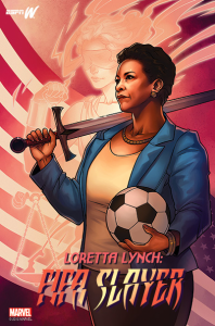 Loretta Lynch FIFA Slayer