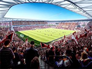 Sacramento Republic stadium rendering