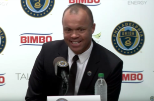 Transcript: Earnie Stewart's introductory press conference