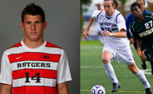 Union select Mitchell Lurie and Cole Missimo in final rounds of 2016 SuperDraft