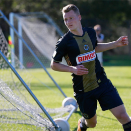 Rookie Fabian Herbers has a big opportunity in 2016. (Photo courtesy of Philadelphia Union)