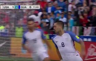 Recap: USMNT 4–0 Guatemala