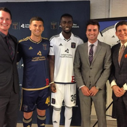 Bethlehem Steel FC unveils inaugural home and away kits, jersey sponsor