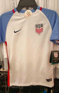 Images of the soon to be released new US home kit were leaked over the weekend. If this is it, it is terrible.