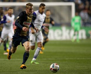 KYW Philly Soccer Show: Fabian Herbers