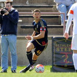 Bethlehem transfer Ryan Richter to New York Cosmos