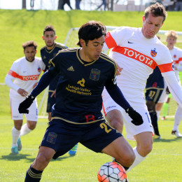 Bethlehem Steel's roster is too small and too flawed