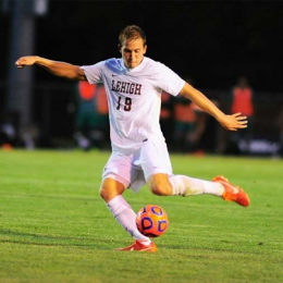 Bethlehem signs Lehigh University's Jamie Luchini